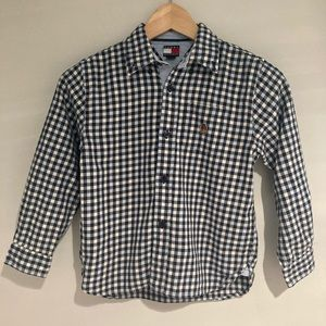 TOMMY HILFIGER button down shirt Size 6